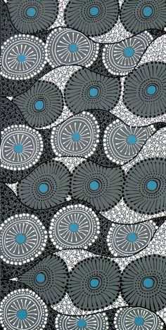 Original Australian Aboriginal Paintings Love these colors!!!