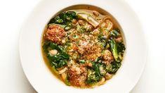 Low-Commitment Wedding Soup Recipe | Bon Appetit