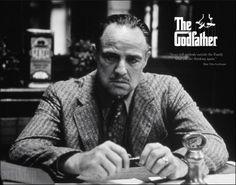 Marlon Brando as Godfather