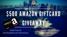 This is sponsored by the launch of my new site GiveawayMachine.com Enter for your change to win a $500 Amazon Giftcard! Instant Win Sweepstakes, Online Sweepstakes, Amazon Card, Amazon Gifts, Gift Card Giveaway, Giveaways, Reading, Thursday, Type