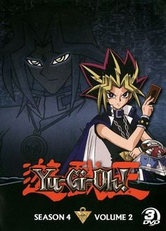 Yu-Gi-Oh!: Season 4, Vol. 2 [3 Discs] [DVD]