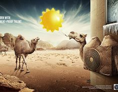 midea Be born with a heat-proof talent Air conditioning is resistant to high temperatures and high temperatures are also cooled Creative Advertising, Advertising Poster, Advertising Photography, Graphic Design Tutorials, Social Media Design, Galaxy Wallpaper, Art Direction, Design Inspiration, Conditioning