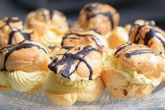 Dream Cake, Eclairs, Sushi, Muffins, Dessert Recipes, Pie, Ethnic Recipes, Sweet, Judo