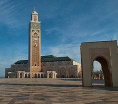 Casablanca, Morocco - I would love to go back and see Morocco again. I enjoyed the food, the culture and didn't get enough time to really explore!
