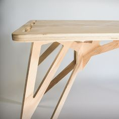 Desk No.1 by Woodrow & Co