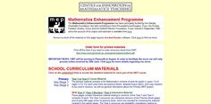 Mathematics Enhancement Programme (MEP) offers a free full math curriculum for preschoolers up to grade. MEP's math curriculum is rather hands on, having children count real beads, for ex… Homeschool Math, Homeschooling, Curriculum, Classical Education, Early Education, Math Resources, Learning Activities, Math Courses, Numbers Preschool