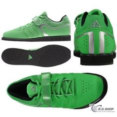 Adidas Powerlift.2 green/silver