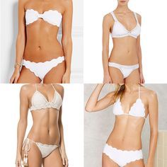 10 White Bikinis Perfect for Your Destination Wedding Weekend | Brides.com