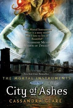 Cassandra Clare - Mortal Instruments; City of Ashes (#2) [nog lezen]