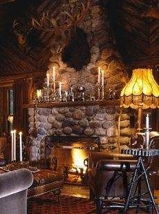 fireplace hearth designs Amazing fireplaces Pinterest