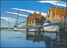 blakeney harbour - Colin Moore
