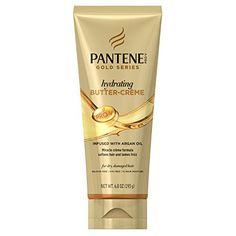 Pantene Pro-V Gold Series Hydrating Butter-Creme, 6.8 Flu...
