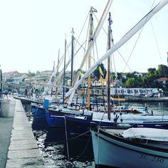 vrboska life   #sailinglife #vrboska #sycantoria #digitalnomad #workfromanywhere #davidlenherr