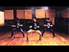 Wildfire - SBTRKT. Choreography by Anthony Lee. Futuristic feel... I like!