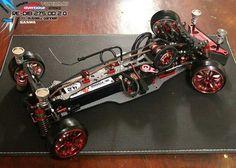 Yokomo drift rc car