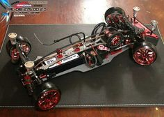 Yokomo drift rc car