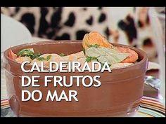 De Bem Receitas - Caldeirada de frutos do mar (12/02/2014)