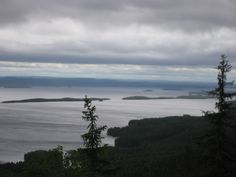 Finnish national landscape,Koli.