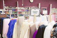 Choosing the right lingerie fabrics | Seamwork Magazine