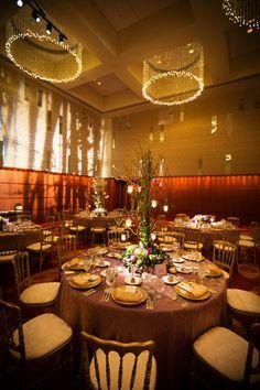 Reception at the Four Seasons | Photography: Jon Koch | Wedding Planner: Cosmopolitan Events