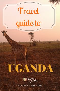 travel guide to Uganda East Africa