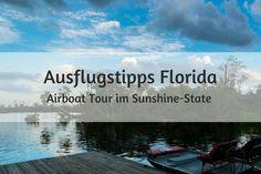 An was denkst du als Erstes, wenn du an Florida, den Sunshine-State, denkst? Miami, wunderschöne Strände, Freizeitparks und natürlich an Alligatoren in denEverglades, oder?Du bist auf der Suche nach Ausflugstipps in Florida? Wir entschieden uns bei unserer letzten Reise nach Florida für eine Airboat Tour. Ich zeige dir heute, wieso du auch bei deinem Urlaub