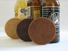 Suds Sampler  Beer Soap Sample Pack Trio by BeautifulSoaps on Etsy