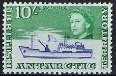 33- British Antarctic Territory