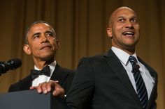 Laughter (and a Few Boos) as Obama Takes Aim at Correspondents' Dinner - NYTimes.com