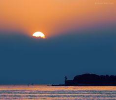 Sunset @ Zadar