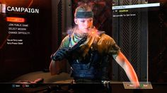 Call Of Duty Black Ops 3 actually features a female soldier.