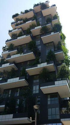 Giardinaggio creativo: giardino verticale con bottiglie di plastica ...