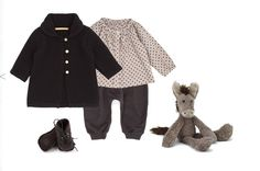 Luxe baby clothes