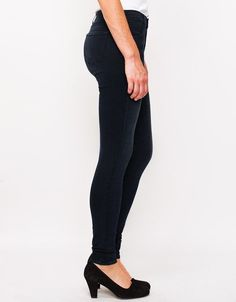 e7e5e70d $189 J Brand 23110 Photo Ready Maria High Rise Skinny Jeans in Impression -  28 #