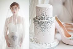 Delectable and Visually Stunning Wedding Cakes from Caketress