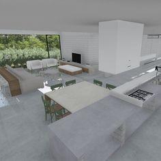 Integração ❤️ Casa E + R, Senador Canedo, Goiás. Projeto de Arquitetura Residencial. Veja mais no nosso site, link na bio.#Fors #Ideias #Arquitetura #IssoÉFors