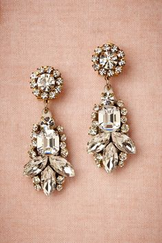 Ishtar Earrings from BHLDN