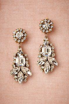 Ishtar Earrings from BHLDN