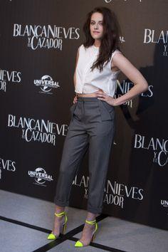 Kristen Stewart Fashion Style