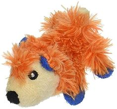 KONG Bright Fox Toy Orange *** You can find out more details at the link of the image.(This is an Amazon affiliate link and I receive a commission for the sales)
