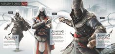 Assassin's Creed: The Ezio Collection. #AssassinsCreed #EzioAuditore