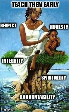 Let's help our generation know and learn what previous generation weren't taught to build a brighter future. Black Art, Black Women Art, Proverbs 22, African American Art, African Art, My Black Is Beautiful, Black Love, Parents, Heavenly Father