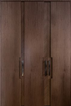 Closet doors - Woolf Interior Architecture and Design