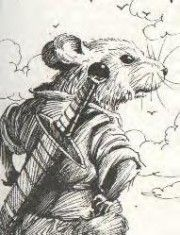 Redwall: Martin the Warrior, son of Luke.