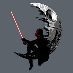DARTHWORKS T-Shirt - Darth Vader T-Shirt is 11 today at Ript!