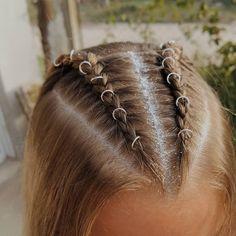Easy Hairstyles For Long Hair, Cute Hairstyles, Game Day Hair, Beauty Skin, Hair Pins, Braids, Make Up, Skin Care, Long Hair Styles