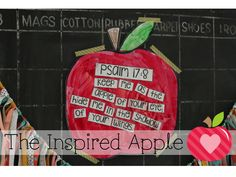 Apple Week Activities for the First Grade Classroom: Days 1 & 2 - The Inspired Apple