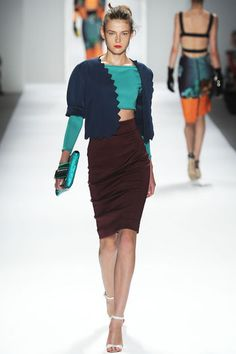 Milly, NY Fashion Week, SS 2014