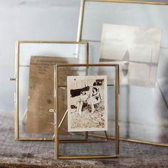 marco de fotos vintage