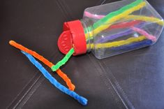 Pipe Cleaners in a Bottle